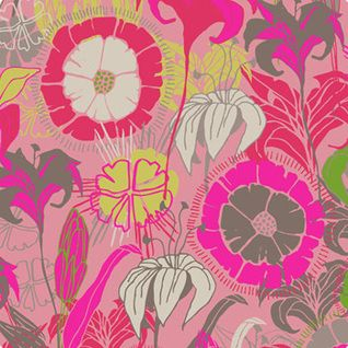 Preeti, Floral Pink