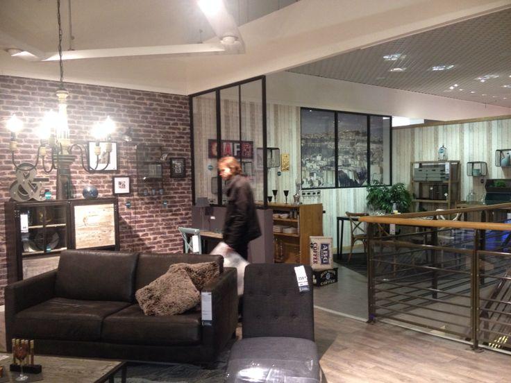 71 best images about iam salon on pinterest - Salon gris et bois ...