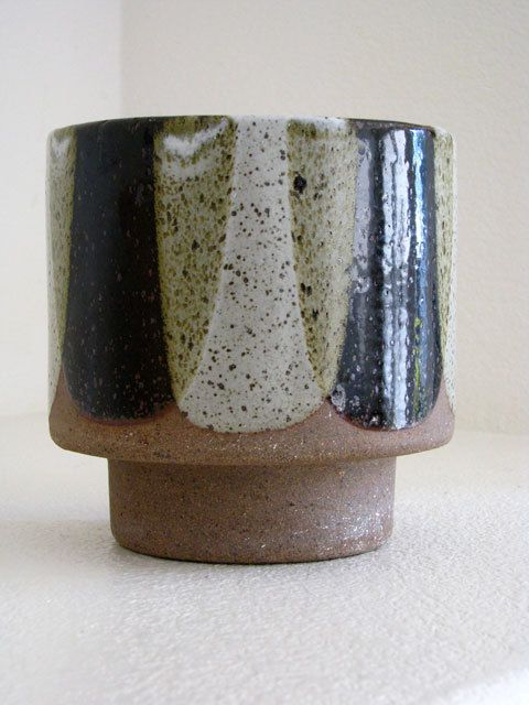 Mid century modern David Cressey planter Architectural Pottery Eames