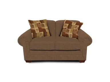 Shop for England Loveseat, 1436, and other Living Room Loveseats at England Furniture in New Tazewell, TN. Anyone can appreciate the beautiful versatility of our Monroe group and all the options that come along with it! This transitional collection includes a sofa, loveseat, queen sleeper, chair-and-a-half, ottoman, and multiple sectional configurations.