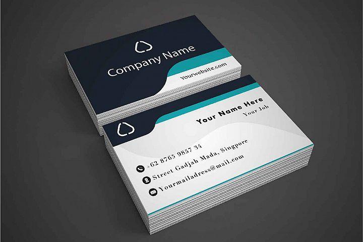 Simple Business Card Design Business Card Design Simple