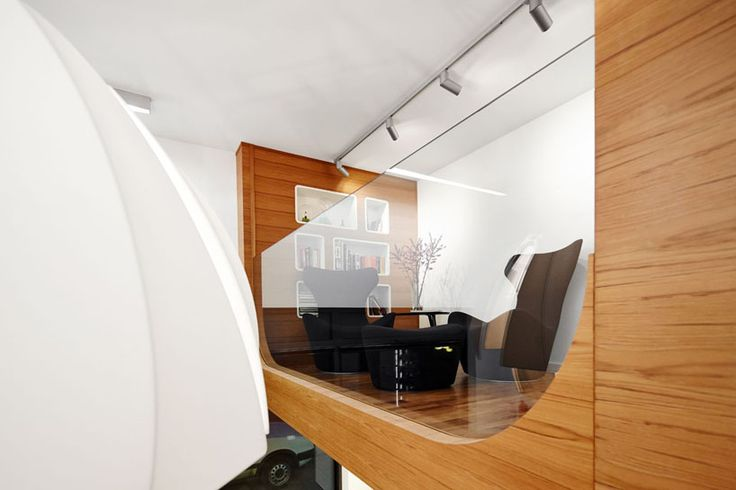 FAAB Architektura   MOSS Salon in Cracow, Poland (www.faab.pl)