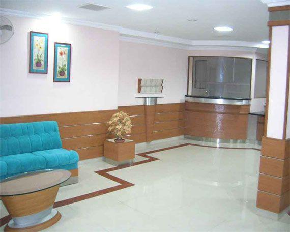 UBI Chruttoni Proposed Interior For Bank By Mathewandsaira Cochin Architects