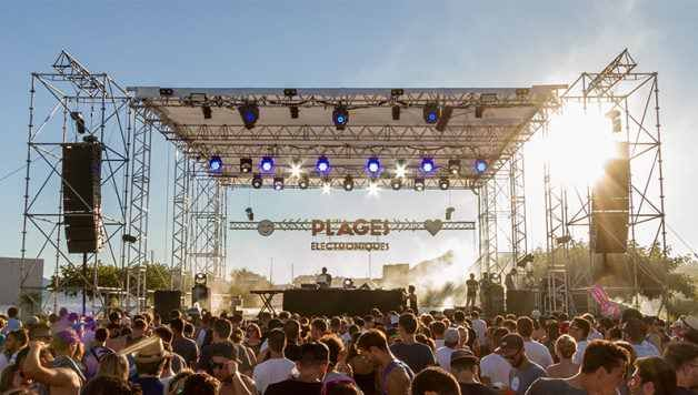 Les Plages Electroniques Reveal More For 2018: After a 12th edition that again raised the bar in 2017, Les Plages Electroniques returns on…