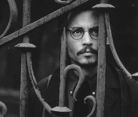 The Ninth Gate; very good movie, by accident i discovered it. you should wish every discovery you can do is that nice. like always, the incredible acting of johnny depp is off cours one of the reasons this movie is such a excellent one.