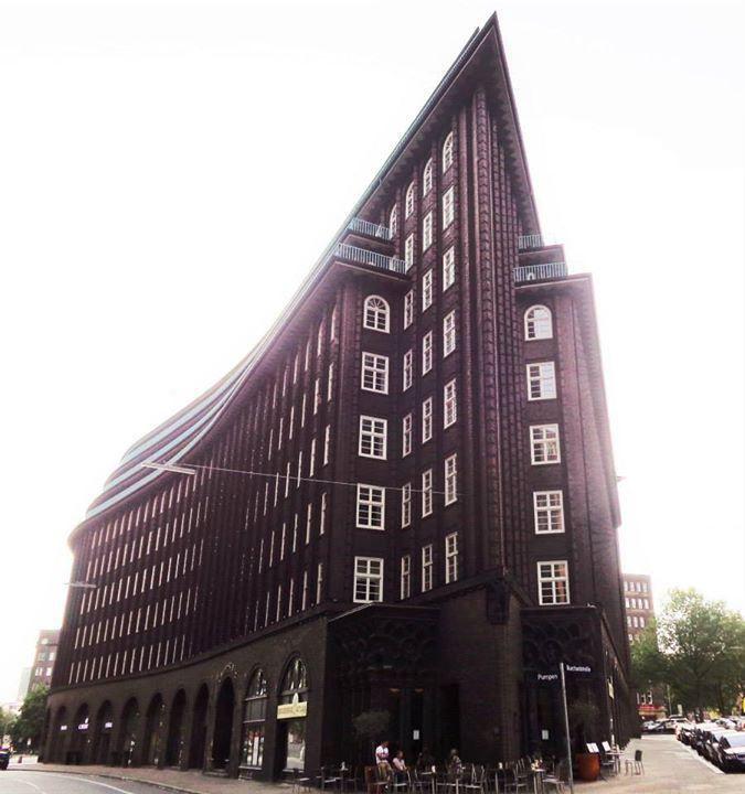 Chilehaus - Chile House - Hamburg - #WorldHeritage of #UNESCO - #Germany