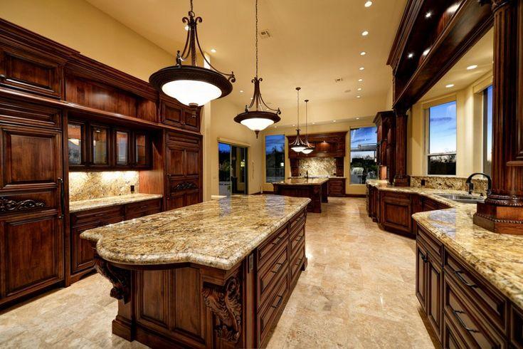 Inside Million Dollar Kitchens Gorgeous Renovated Home