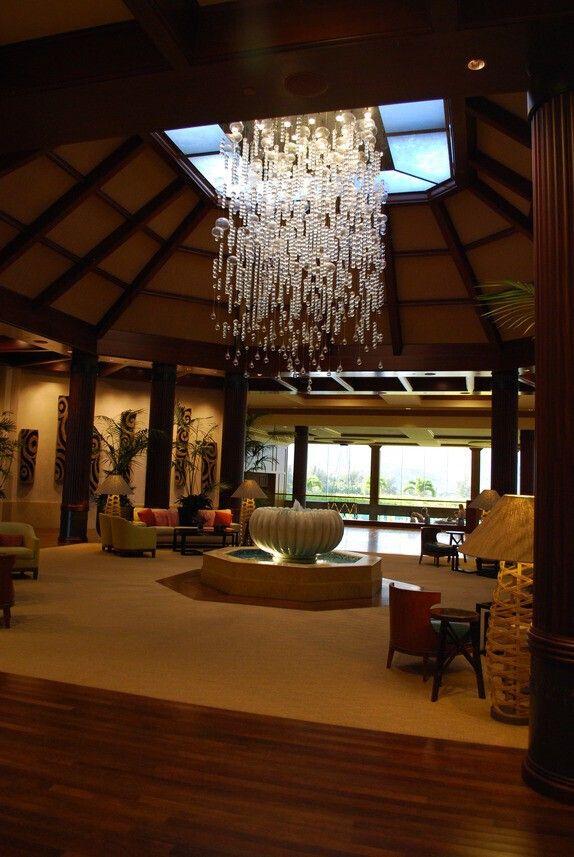 The St. Regis Princeville Resort. Hotel in Kauai.