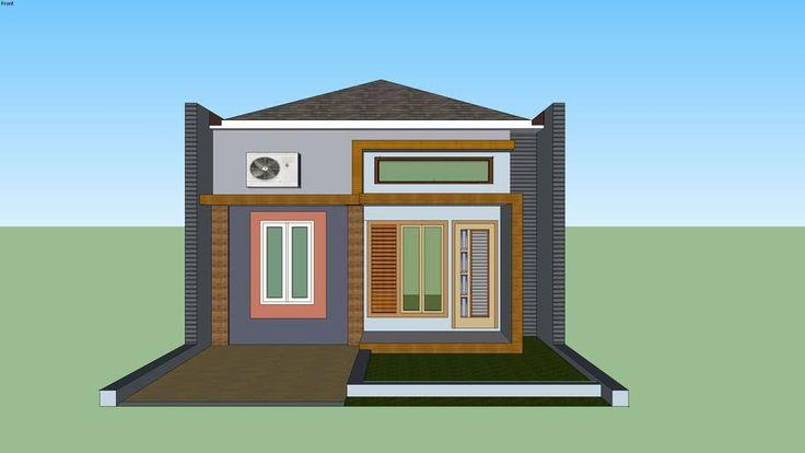 Desain Rumah Minimalis 3d Warehouse Download Rumah Type 47 Format Sketchup Kumpulan Desain Rumah Minimalis Format Go Rumah Minimalis Desain Rumah Minimalis