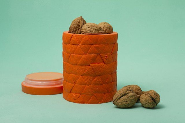 Fruit Wares_Orange Jar