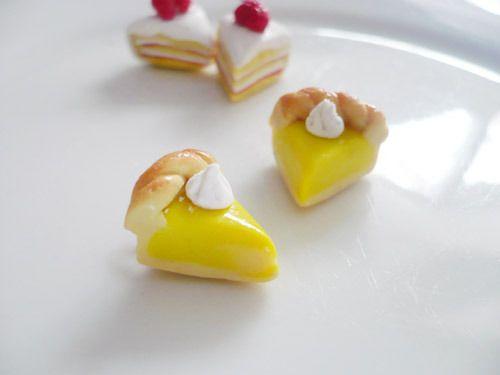 579 Fantastiche Immagini Su Polymer Clay Dessert Tutorials