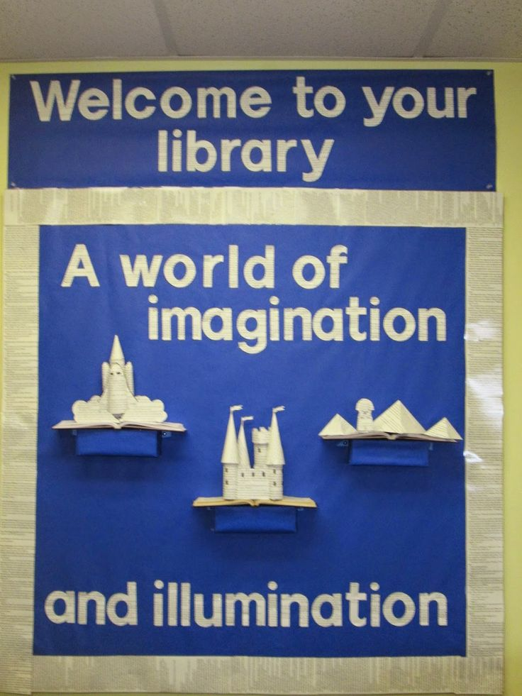 Literature Classroom Decor ~ Best images about school library themes on pinterest