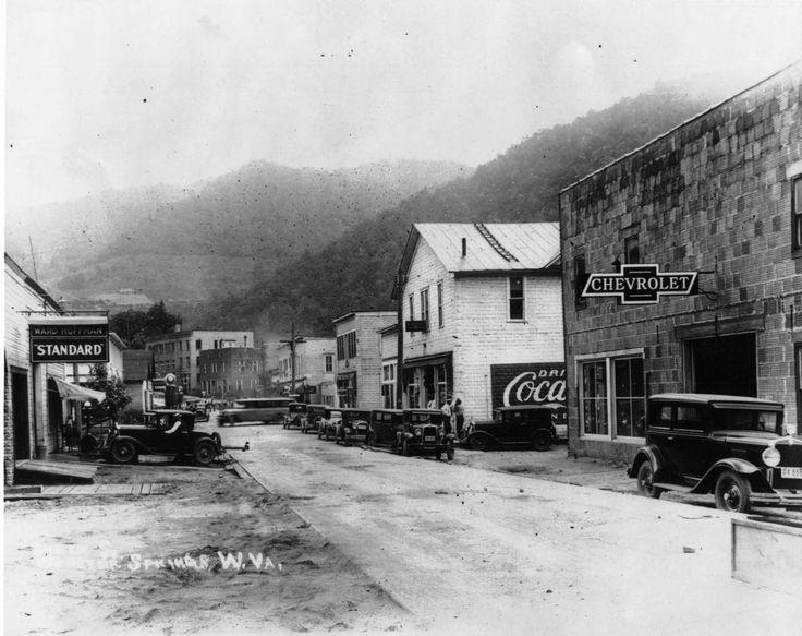 La Belle Photography Martinsburg Wv: Derailed West Virginia 1930s