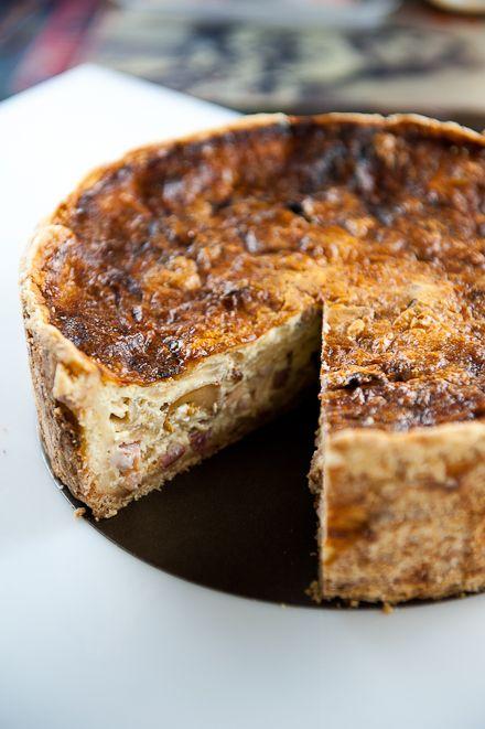 about Quiche, Breakfast Tarts,Frittatas , on Pinterest | Bacon quiche ...