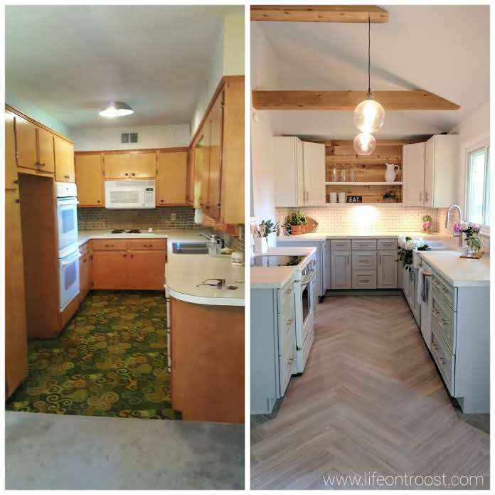 Kitchen Design Before And After Photo: Best 25+ Before After Kitchen Ideas On Pinterest