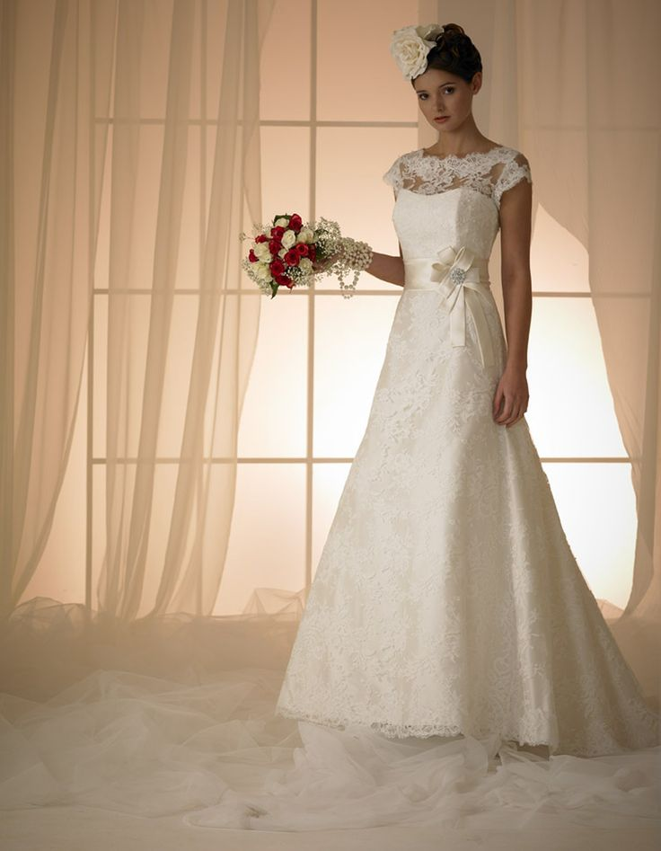 29 best Sale Wedding Dresses from Wedding Belles of Otley images on ...
