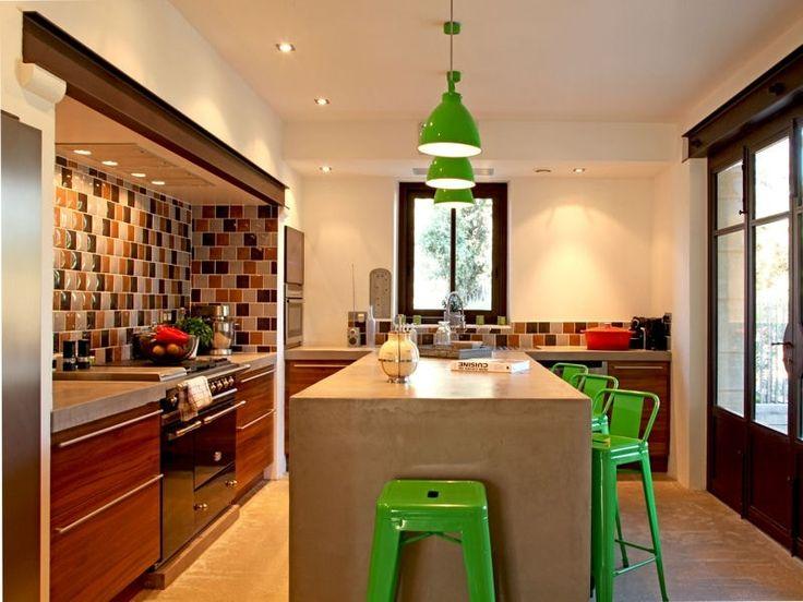 Une cuisine aux couleurs urbaines : La cuisine de vos rêves est ici…