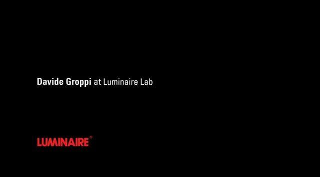 Davide Groppi - Luminaire Lab - Interview