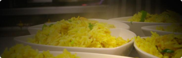 Egg Fried Pilau Rice