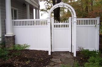 You'll be surprised to learn how affordable our vinyl fences are. Check out our Fence Estimator now! #FenceEstimator