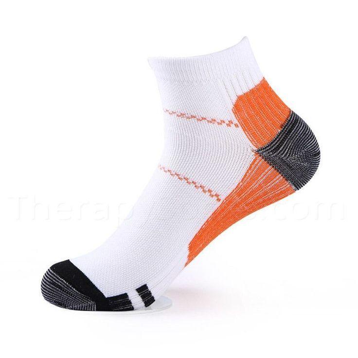 Compression Ankle Socks for Plantar Fasciitis