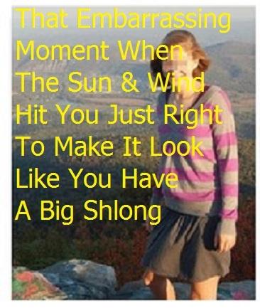 Sun + Shadow = Shlong | Embarrassing moments, Sun shadow ...
