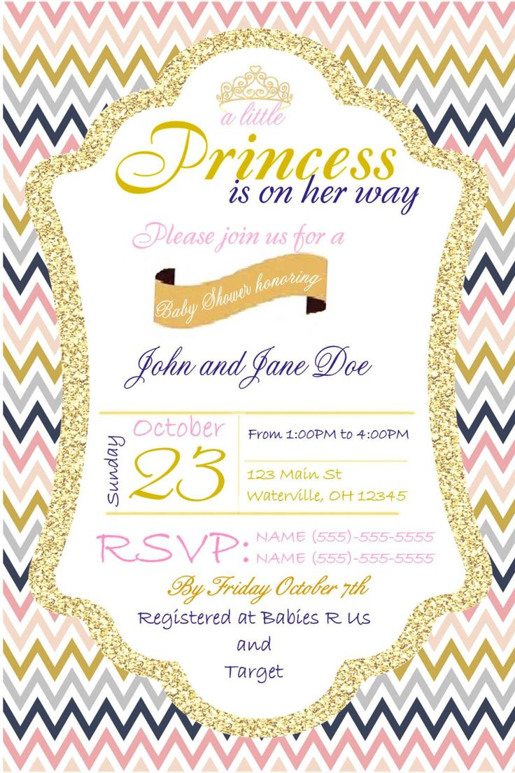 13 best Baby Shower Invitations images on Pinterest | Baby shower ...