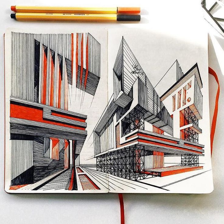 Cool Architecture Drawing best 25+ architectural sketches ideas only on pinterest
