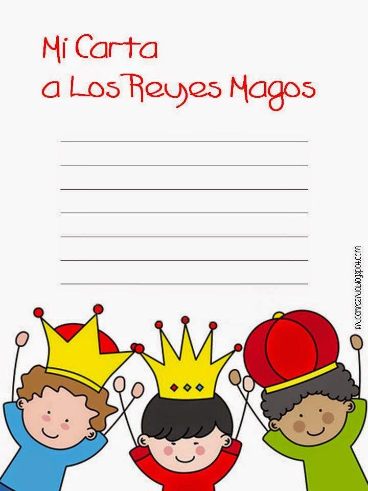 Dibujos De Los Reyes Magos Para Colorear Kawaii Imagesacolorier
