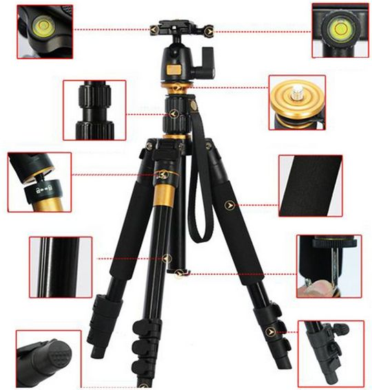 Click on image to see this XCSOURCE Tripod