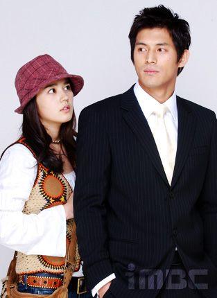 Oh Ji-ho & Han Ga-in