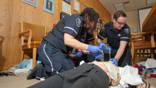 emergency medical technician and firefighters The study committee is directed to examine issues related to the shortage of  volunteer firefighters and emergency medical technicians (emts) in the state,.