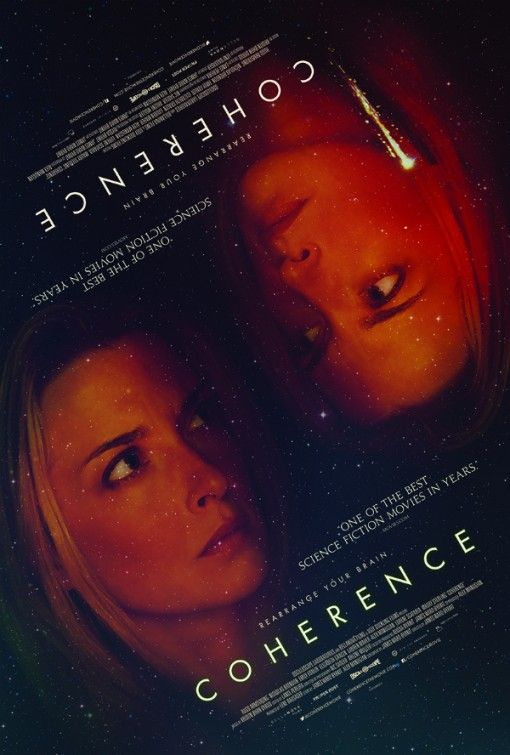 "I can't believe I'm late to the party! Coherence is a sci-fi movie done right IMHO, not trying too hard to be mysterious but enough to pique your interest. If parallel universe is your kind of thing then Coherence should serve up a good time!  You want more? Try ""Another Earth"" it's a little milder than Coherence but still good in a non-chaotic way."