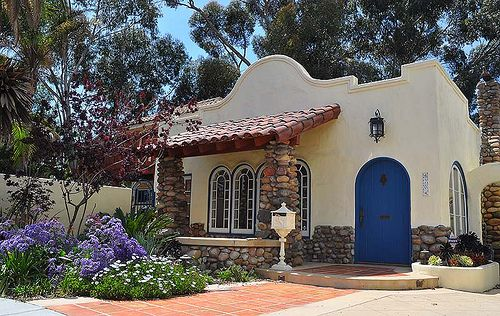 spanish bungalow | Spanish Bungalow | Flickr - Photo Sharing!