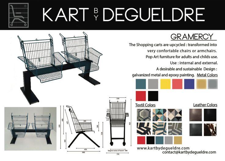 Kart Gramercy Kart Degueldre  Kart by Degueldre  www.kartbydegueldre.com www.kartdegueldre.com