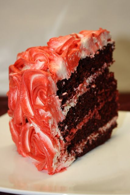 The best Red Velvet Cake that happens to be Vegan! | The Hungry Dudes