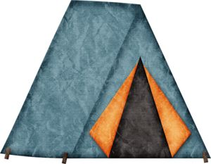 Jss Happycamper Tent 1 Clip Art PicturesArt