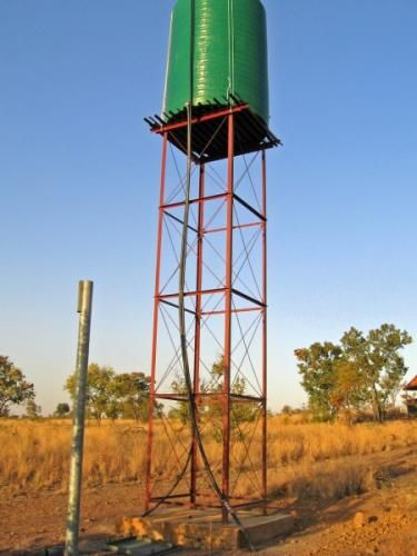Water Tower Tank : Best tank stands images on pinterest water