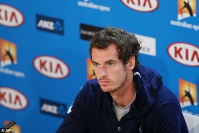 Andy Murray: ´There was tension at the end of the tie break. Vallverdu? you have created this chaos´