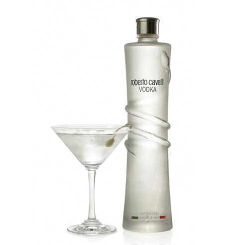 Vodka Roberto Cavalli 700ML por apenas US$36,72 na Nave Shop