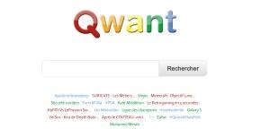 Qwant : un moteur de recherche(s) made in France.