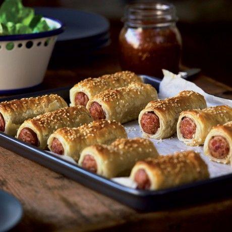 DON Traditional Kabana Sausage Rolls