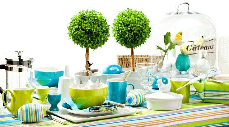 Morning Stripes asztaldekoráció a Butlers.hu-n