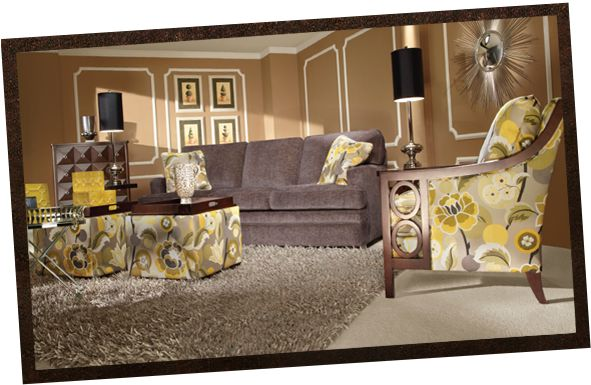Loving Elements From This Room For The Brooke Shields Furniture Collection    Official La Z Boy Website
