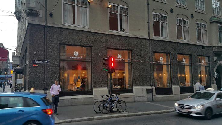 Kafistova café