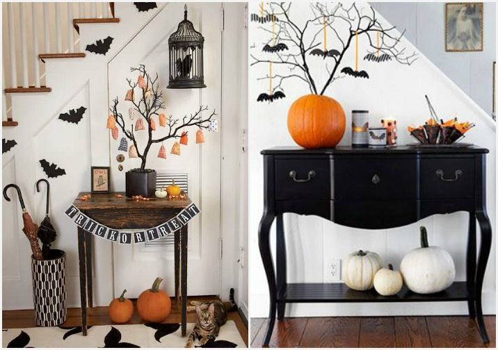 idee su Decorazioni Di Halloween Per Interni su Pinterest  Halloween ...