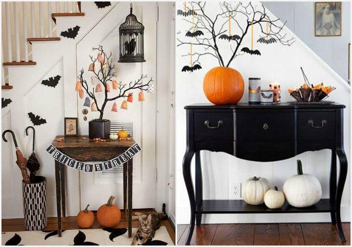 idee su Decorazioni Di Halloween Per Interni su Pinterest  Halloween ...