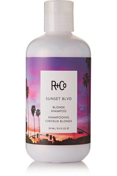 RCo – Sunset Blvd Blonde Shampoo, 241ml – Colorless