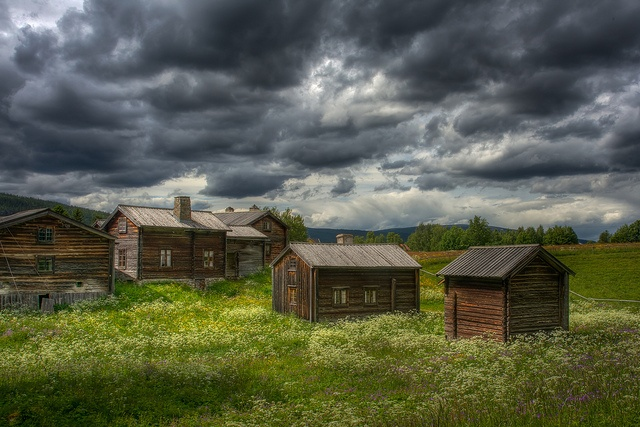 klövsjö by Anders Mohlin, via Flickr