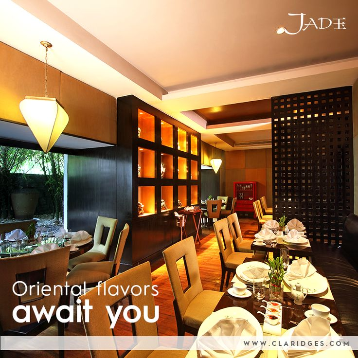 The festive season is incomplete without delicious food. Have a taste of authentic mainland fare to lift your spirits further!   Book your table at Jade now +91 11 3955 5072